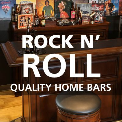 Rock n' roll: Quality home bars