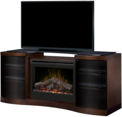 Dimplex Acton Fireplace TV Stand