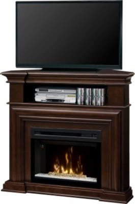 Dimplex Montgomery Fireplace Media Console