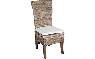 Dovetail Preston Rattan Chair
