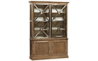 Dovetail Austin China Cabinet