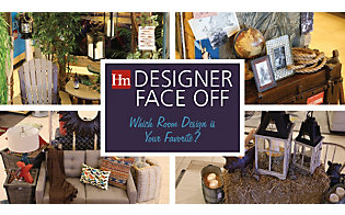 Hm Faceoff: Which Room Design is Your Favorite?