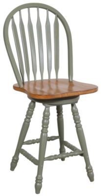 E.C.I. Swivel Counter Stool