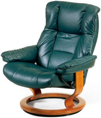Ekornes Kensington 100% Leather Chair