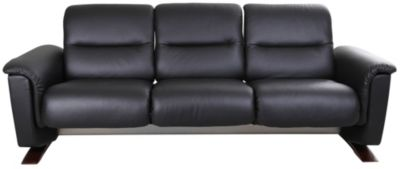 Ekornes Panorama 100% Leather Reclining Sofa