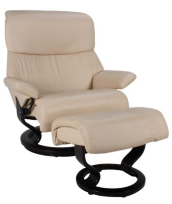 Ekornes Spirit 100% Leather Stressless Chair