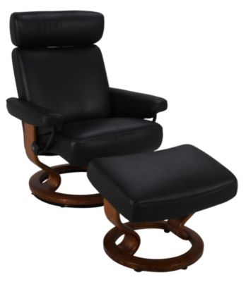 Ekornes Stressless Orion 100% Leather Chair