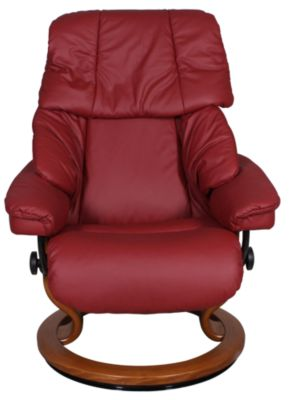 Ekornes Reno Small 100% Leather Chair