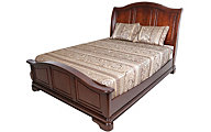 Elements International Group Cameron Queen Bed