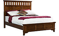 Elements International Group Woodlands Queen Bed