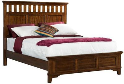Elements International Group Woodlands King Bed