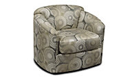 England Camden Circle Swivel Glider