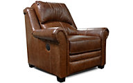 England Lanie 100% Leather Power Recliner