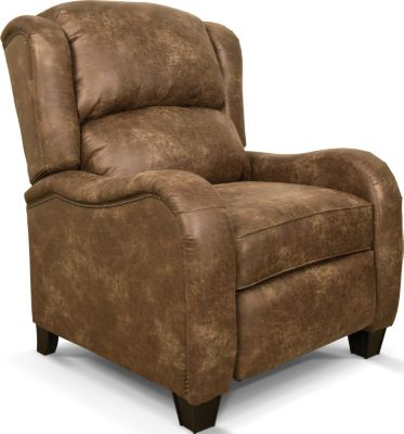 England Carolynne Tan Press-Back Recliner