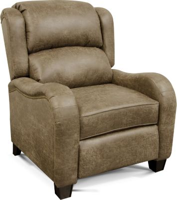 England Carolynne Beige Press-Back Recliner
