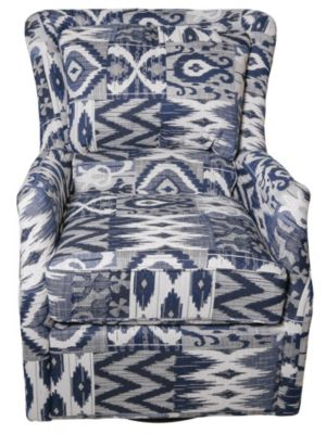 England Loren Swivel Accent Chair
