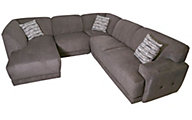England Cole 4-Piece Modular Sectional