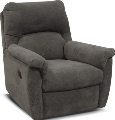 England Ferguson Gray Power Rocker Recliner