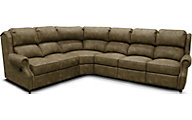 England Masters 4-Piece Reclining Sectional