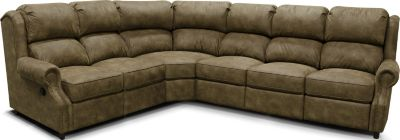 England Masters 4-Piece Power Reclining Sectional