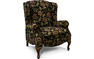 England Martha Floral Power Reclining Wing Chair