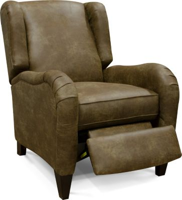England Maiden Wing Press-Back Recliner
