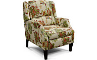England Turner Botanical Press-Back Recliner