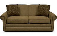 England Savona Tan Queen Sleeper Sofa