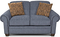 England Philip Blue Loveseat