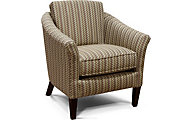 England Denise Chevron Accent Chair