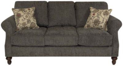 England Jones Gray Sofa