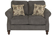 England Jones Gray Loveseat