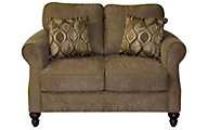 England Jones Tan Loveseat