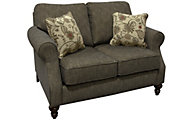 England Jones Taupe Loveseat