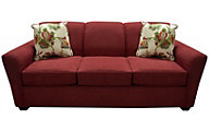 England Smyrna Red Sofa