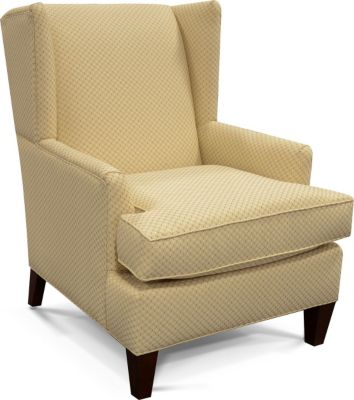 England Reynolds Cream Wing Chair