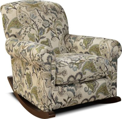England Eliza Botanical Rocking Chair