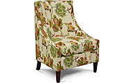England Devin Botanical Accent Chair