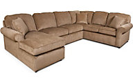 England Malibu Tan 3-Piece Sectional