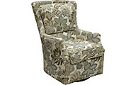 England Loren Botanical Swivel Chair