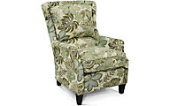 England Loren Botanical Accent Chair
