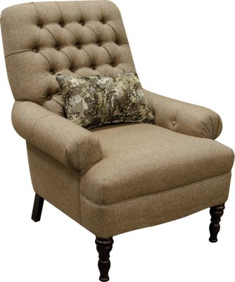 England Bays Mocha Accent Chair