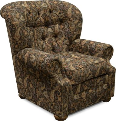 England Neyland Paisley Accent Chair