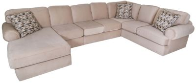 England Norbit 4-Piece Left-Side Chaise Sectional