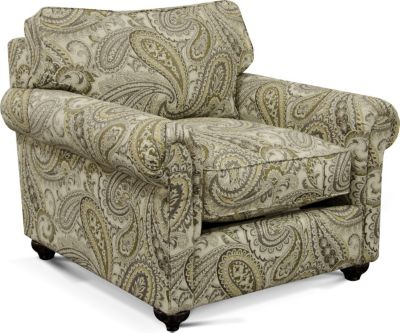 England Sumpter Paisley Chair