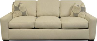 England Treece Cream Sofa