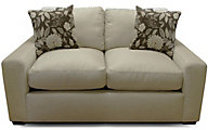 England Treece Loveseat