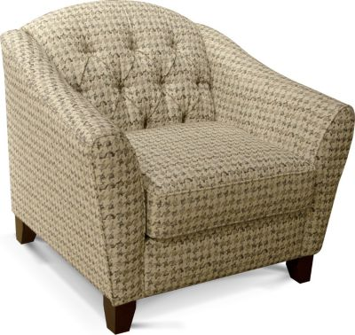 Easton Houndstooth Chair
