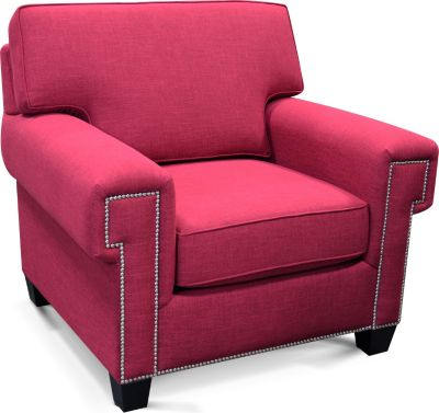 England Yonts Pink Chair