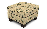 England Keely Accent Ottoman